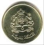 марокканский сантим 10р