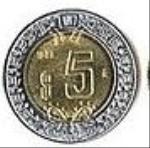 мексиканский песо 5а