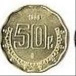 мексиканский сентаво 50а