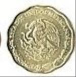 мексиканский сентаво 50р