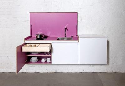 модульная переносная кухня