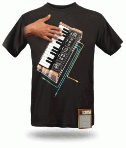 музыкальная футболка