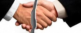 О неисполнении мирового соглашения