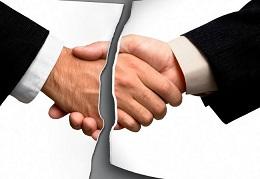 неисполнение мирового соглашения