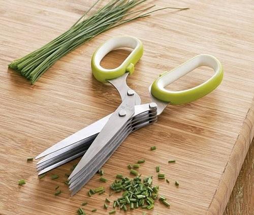 необычные ножницы для кухни