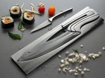 необычный комплект ножей