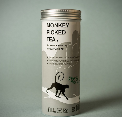 необычный чай