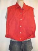 Новая вещь из старой рубашки