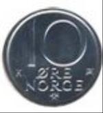 норвежское эре 10а