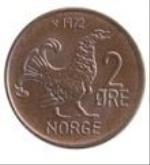 норвежское эре 2а