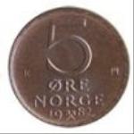 норвежское эре 5а