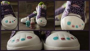 обувь раскраска