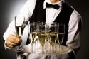 Официант с шампанским на дом!