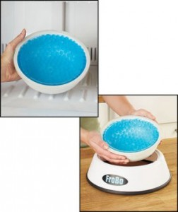 Охлаждающая миска для воды
