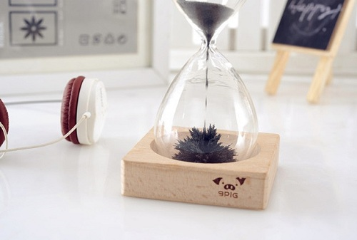 очень необынчые часы