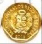 перуанский сентимо 10р