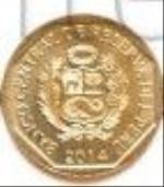 перуанский сентимо 100р