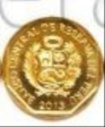 перуанский сентимо 20р