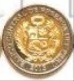 перуанский сентимо 200р