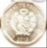 перуанский сентимо 5р