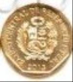 перуанский сентимо 50р