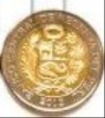 перуанский сентимо 500р