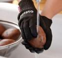 Удобные перчатки для чистки картошки