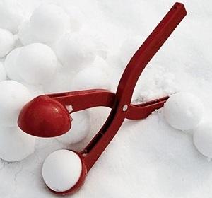 приборы для лепки снежек