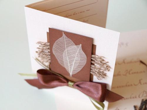 Приглашение на свадьбу hand made