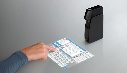 проектор для социальной сети