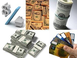 разные виды кредитов
