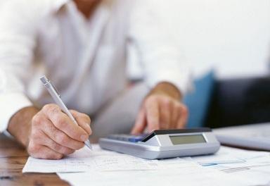 расчет стоимости дебиторской задолженности
