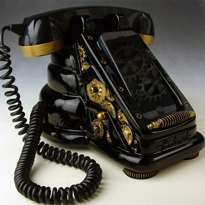 ретро гаджет для iphone