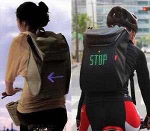 рюкзак с LED указателем