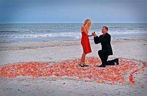 свадебное предложение