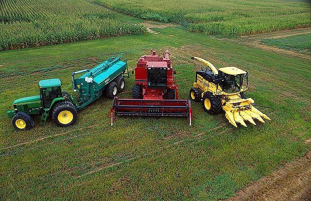 сельскохозяйственный кредит