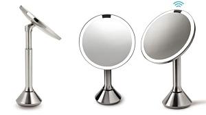 сенсорное зеркало