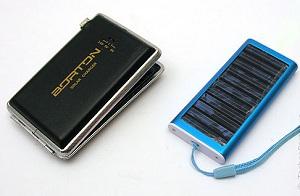 солнечная зарядка для телефона