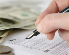 составление финансового отчета