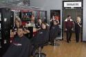 Уникальная парикмахерская для спортсменов