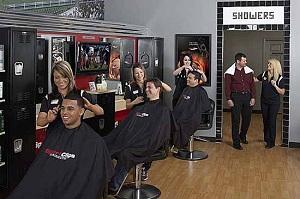 спортивная парикмахерская