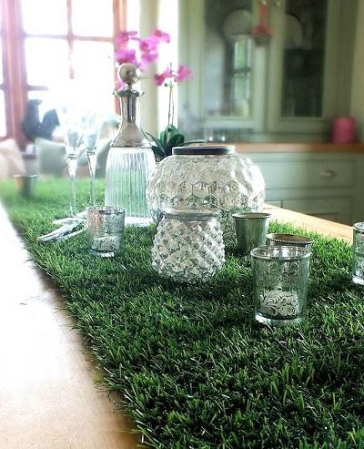столик с покровом