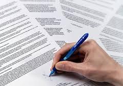 Договор имущественного страхования заполненный