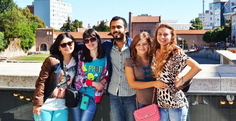 Студенты в Венгрии