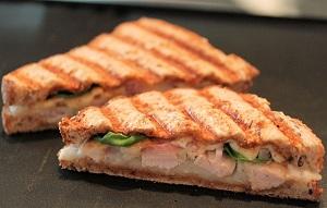 сэндвич со случайной начинкой