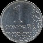 таджикский дирам 100а