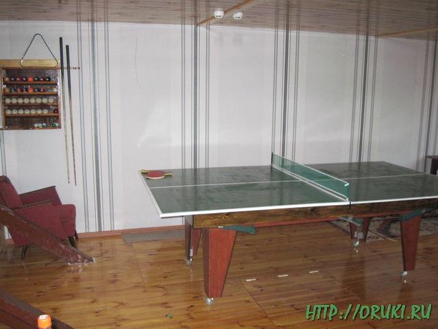 Бизнес на изготовлении, продаже и сдаче в аренду столов для тенниса 39b23377ec6