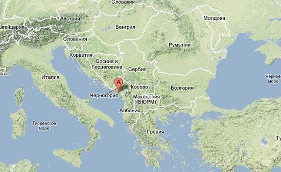 Благодаря географическому положению туристический бизнес в Черногории процветает