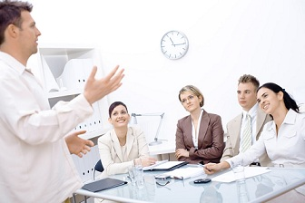 убеждение и поощрение сотрудников