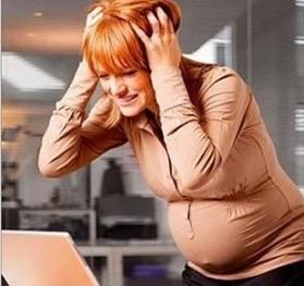 увольнение женщины в положении